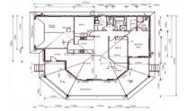 Sloping Land Kit Home Design 134 06