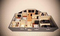 Sloping Land Kit Home Design D