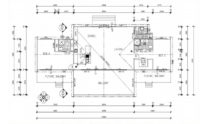 Sloping Land Kit Home Design 173 07