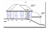 Sloping Land Kit Home Design 218 04