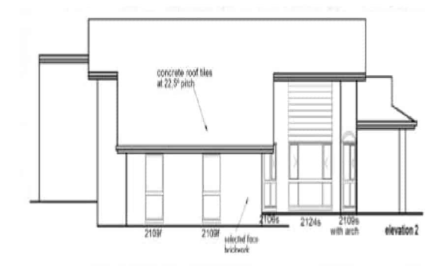 Sloping Land Kit Home Design 221 04