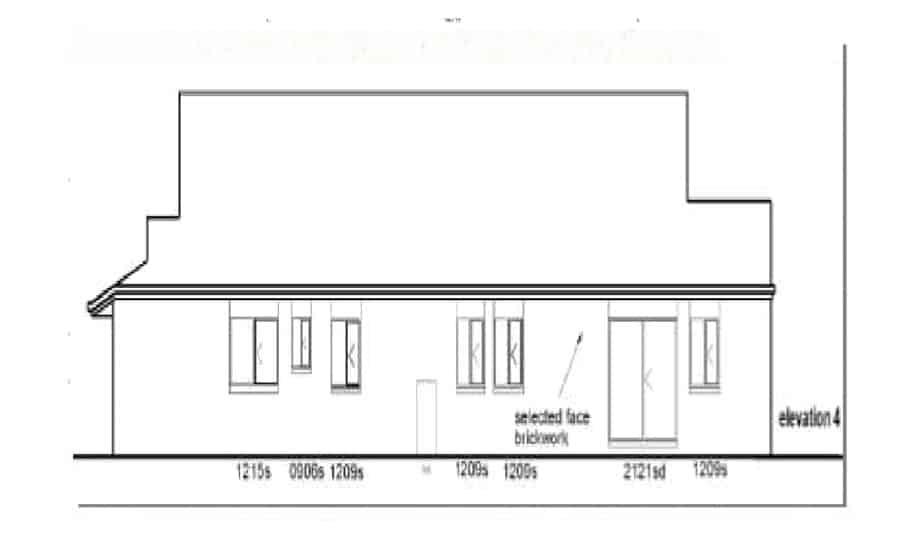 Sloping Land Kit Home Design 221 06