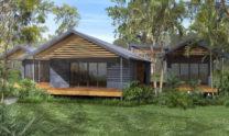 Sloping Land Kit Home Design 222 05jpg