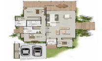 Sloping Land Kit Home Design 242 01