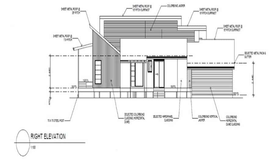 Sloping Land Kit Home Design 242 03
