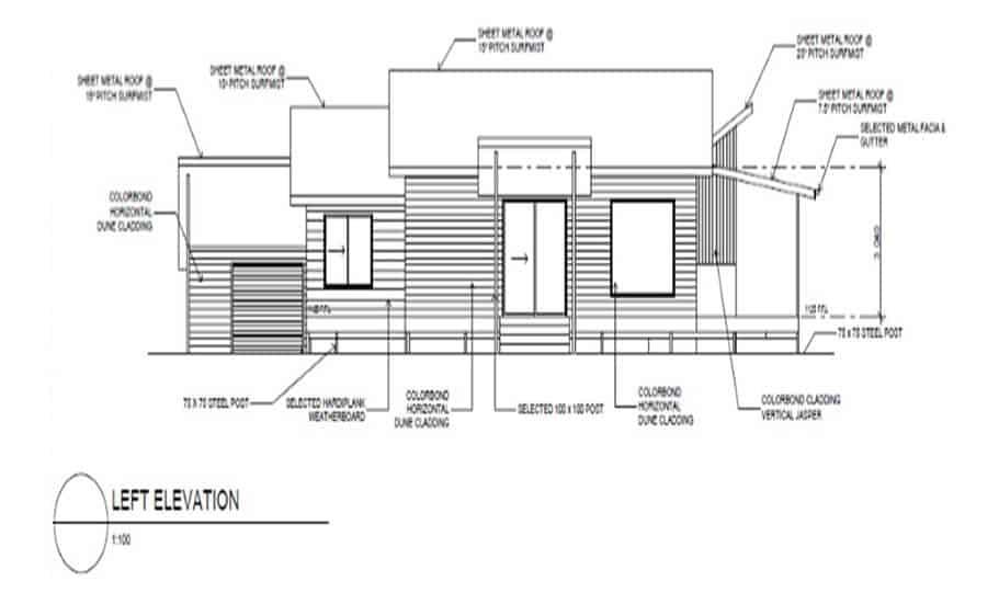 Sloping Land Kit Home Design 242 05