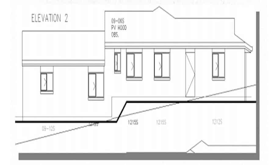 Sloping Land Kit Home Design 268 04