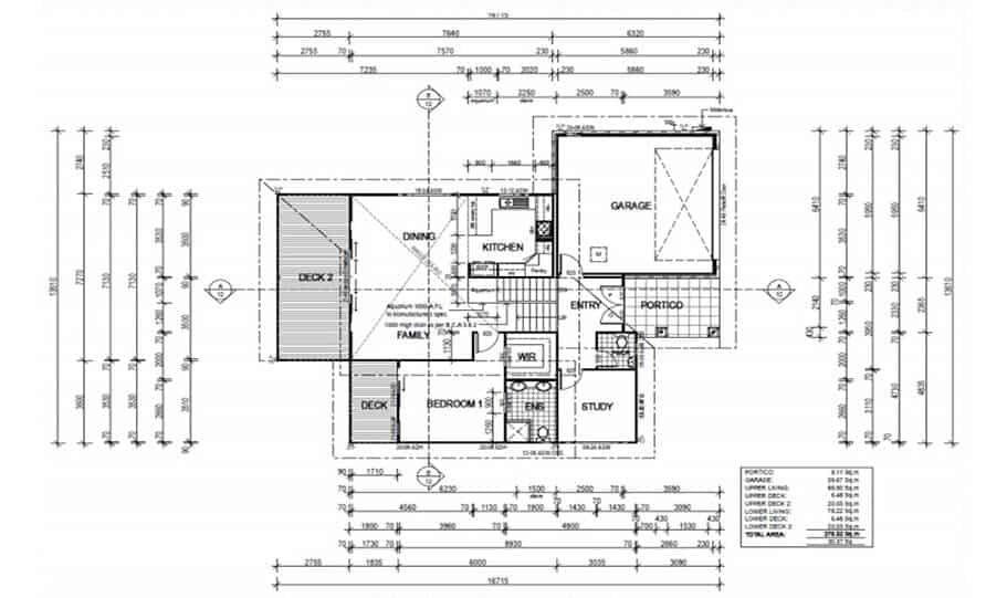 Sloping Land Kit Home Design 279 03