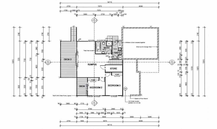 Sloping Land Kit Home Design 279 08
