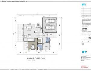 Sloping Land Kit Home Design