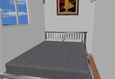 Spark Dwight 2 Bedroom 3X9 4