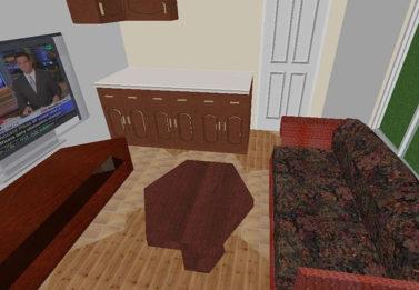Spark Dwight 2 Bedroom 3X9 5