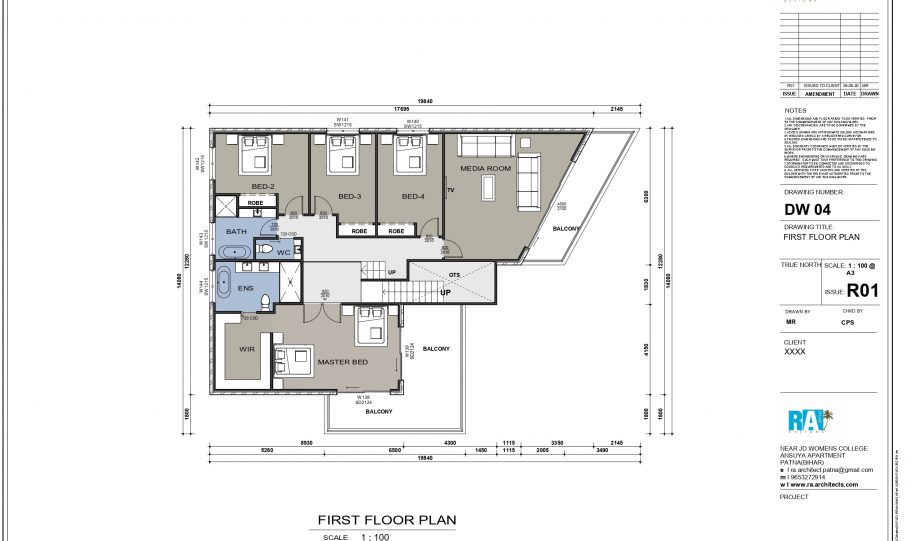 Two Storey Kit Home – Plan Page
