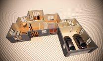 Two Storey Kit Home – Plan D