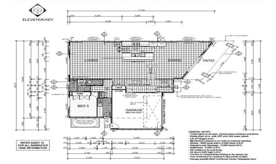 Two Storey Kit Home 262 01