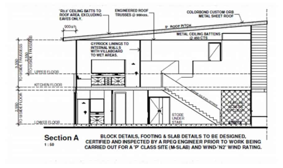 Two Storey Kit Home 262 07