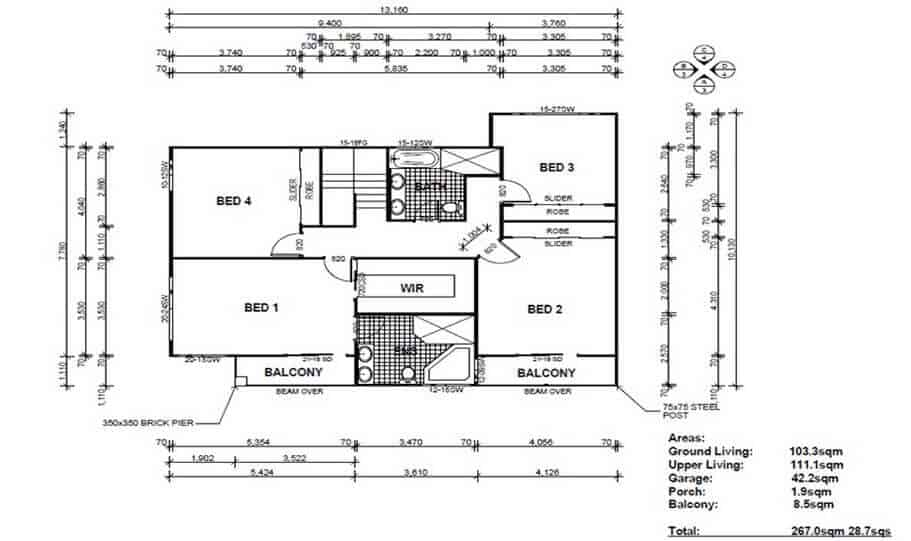 Two Storey Kit Home 267 03