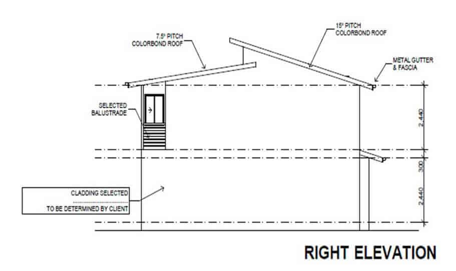 Two Storey Kit Home 267 07