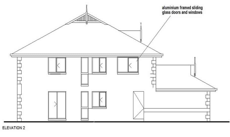Two Storey Kit Home 280 LH 06
