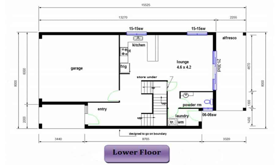 Two Storey Kit Home 299 04