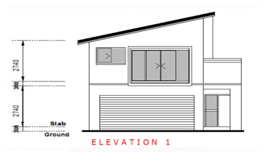 Two Storey Kit Home 299 05