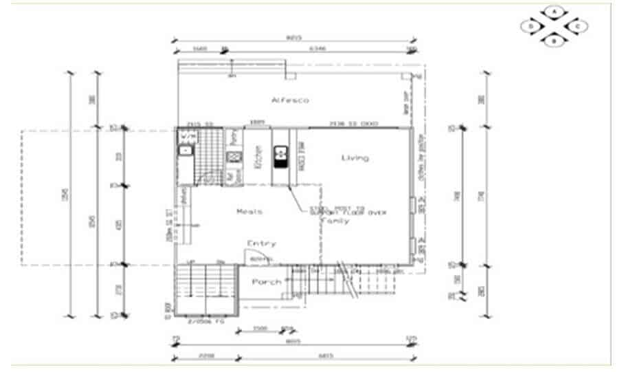 Two Storey Kit Home 332 07
