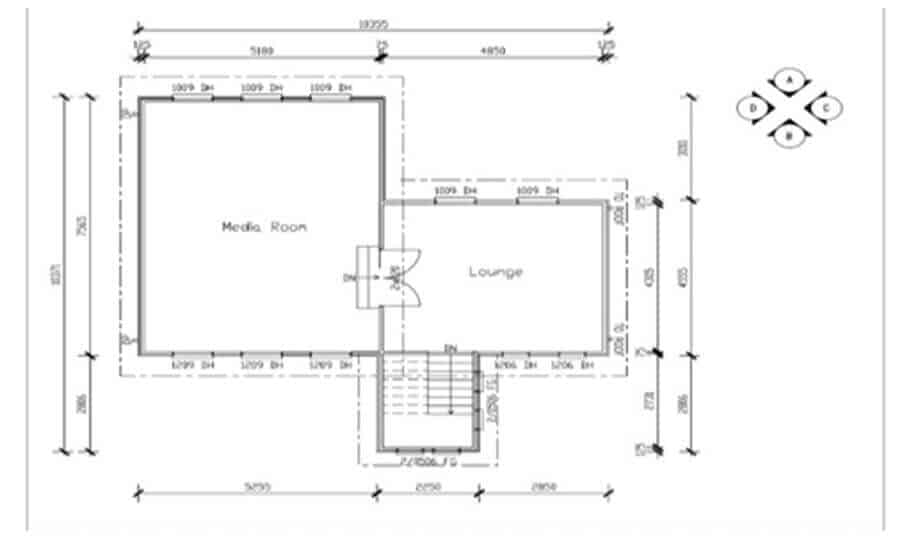 Two Storey Kit Home 332 08