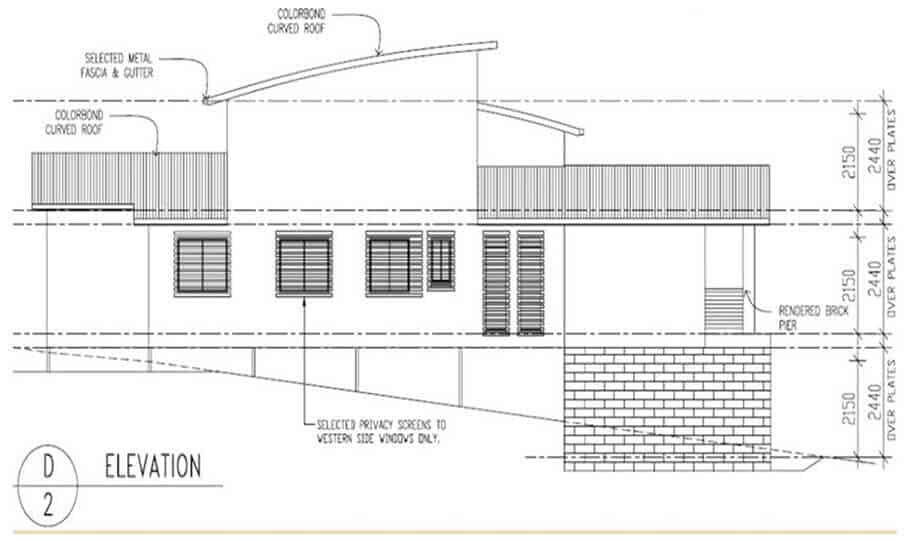Two Storey Kit Home 332 10