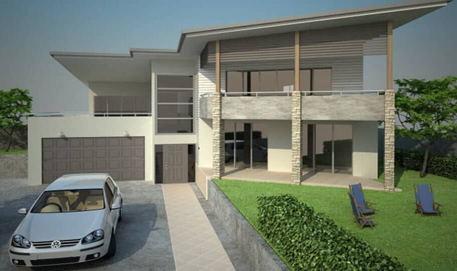 Two Storey Kit Home 382 09