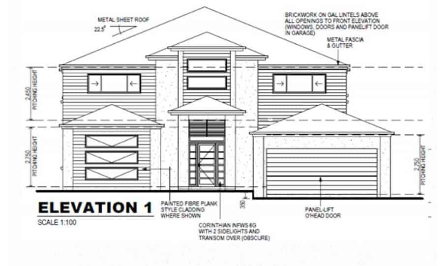 Two Storey Kit Home 423 03