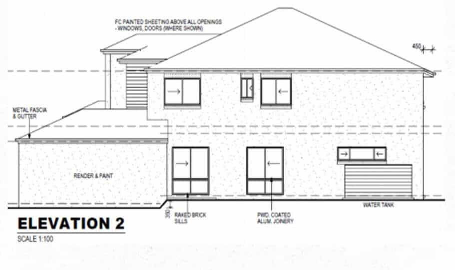 Two Storey Kit Home 423 04