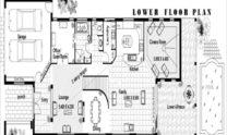 Two Storey Kit Home Plan 426 426 m2 4 Bed 3 Bath 3