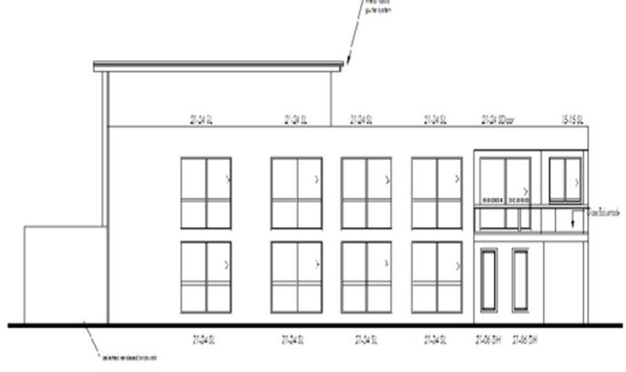 Two Storey Kit Home Plan 426 426 m2 4 Bed 3 Bath 7