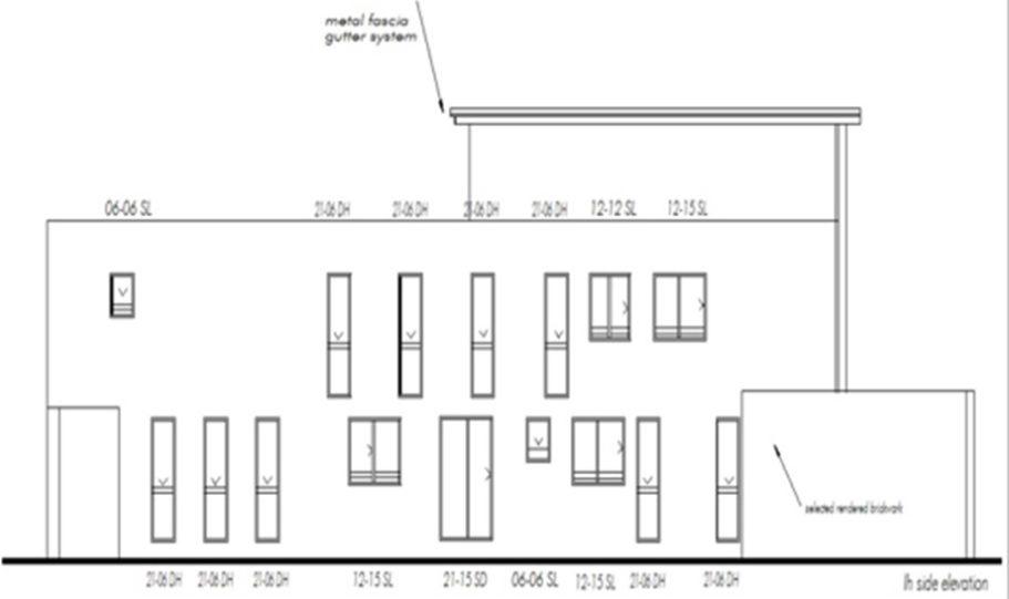 Two Storey Kit Home Plan 426 426 m2 4 Bed 3 Bath 9