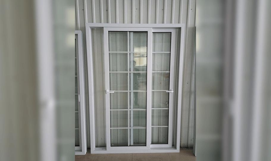 UPVC Double Glazed French Design Doors 04
