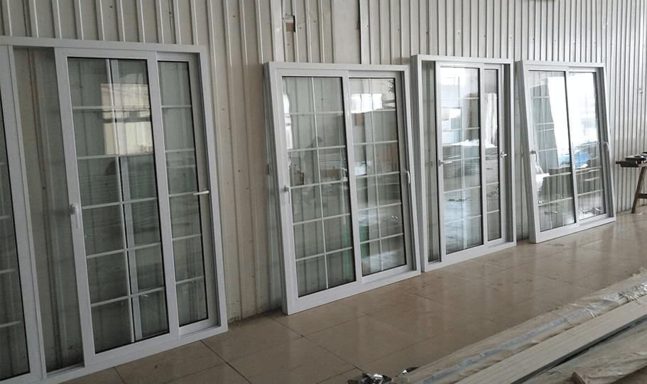 UPVC Double Glazed French Design Doors 05