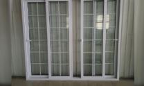 UPVC Double Glazed French Design Doors 07