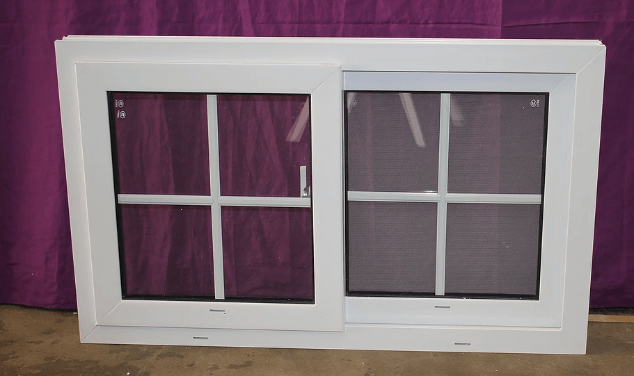 UPVC Double Glazed French Design Doors and Windows 08