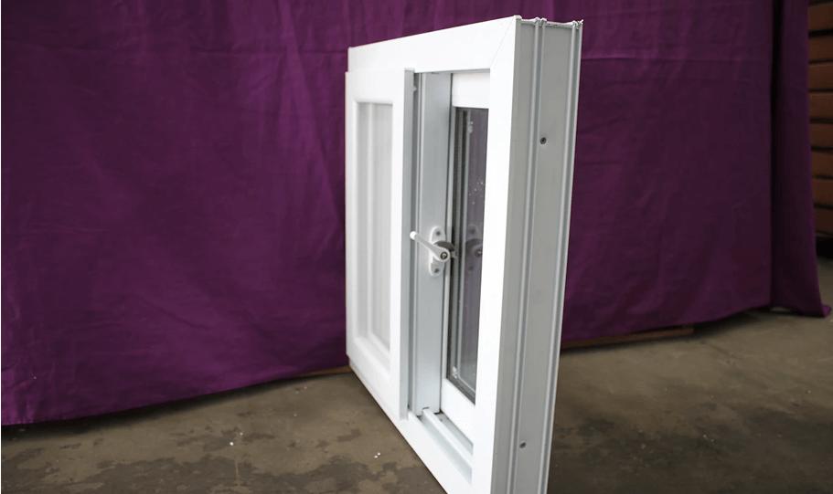 UPVC Double Glazed French Design Doors and Windows 09