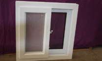 UPVC Double Glazed French Design Doors and Windows 10