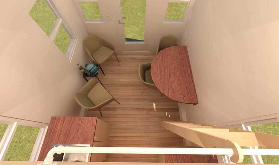 SPARK Tiny house Albion 16 06