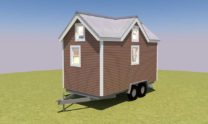 SPARK Tiny house Albion 16 07