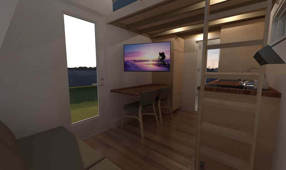 SPARK Tiny house Anchor Bay 16 03