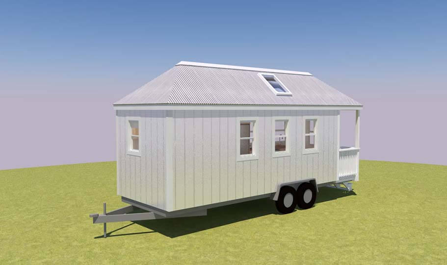 SPARK Tiny house Boonville 24 01