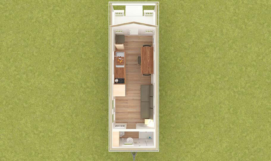 SPARK Tiny house Boonville 24 03