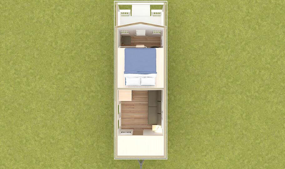SPARK Tiny house Boonville 24 04
