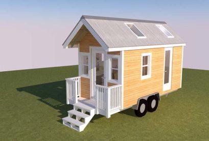 SPARK Tiny house Calpella 18 01