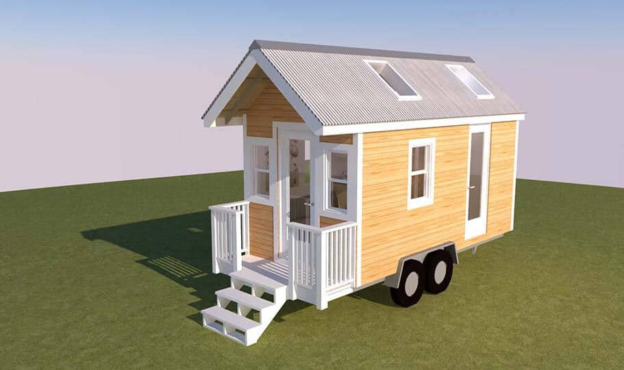 SPARK Tiny house Calpella 18 01