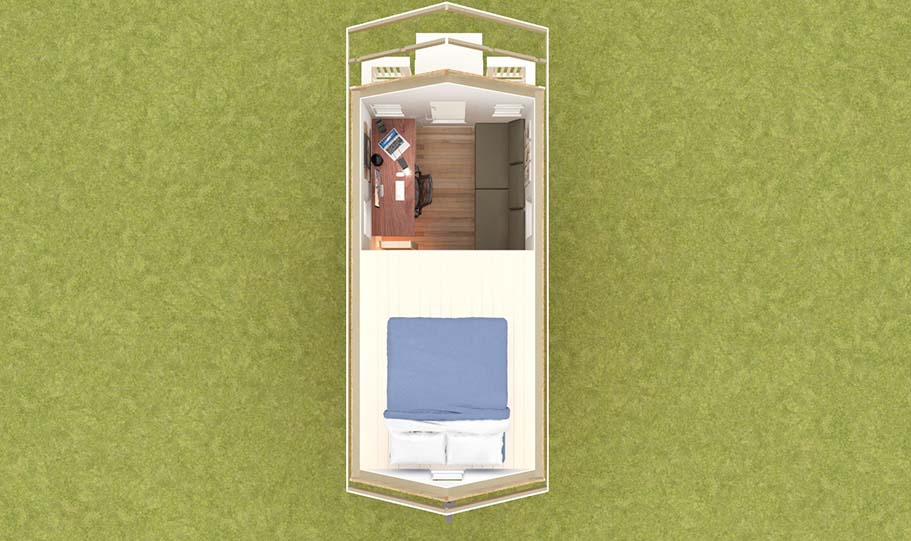 SPARK Tiny house Calpella 18 03