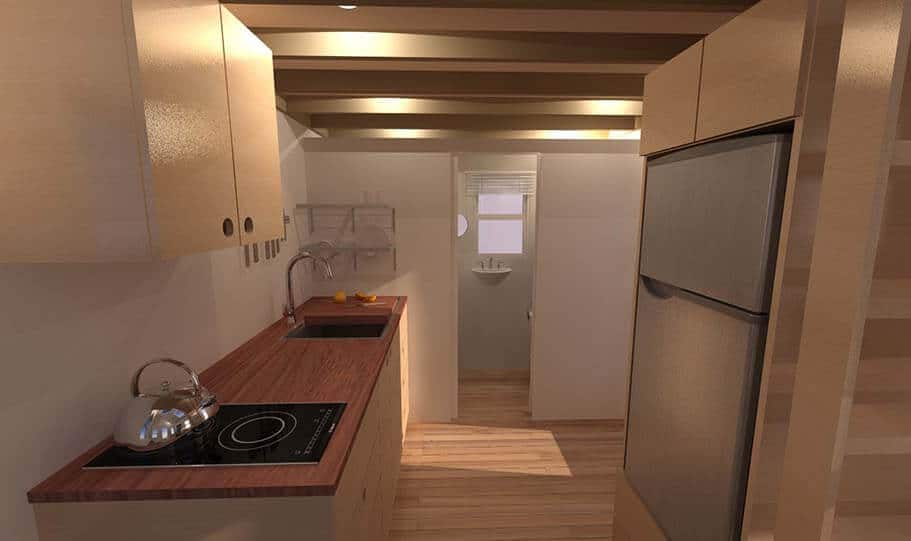 SPARK Tiny house Calpella 18 04